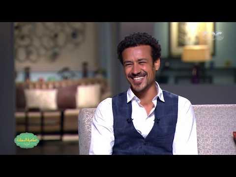 """أحمد داوود يقلد رد فعل سامي العدل في أول أيام تصوير """"ولد وبنت"""""""