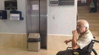 Continúa ISSSTE Obregón sin refrigeración y elevador; afecta a derechohabientes