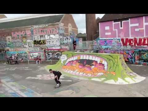 DLH Funday 2017 - Bristol, Dean Lane Skatepark and Pumptrack event