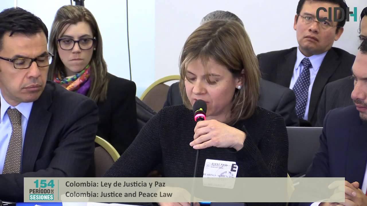 Seguimiento a la implementaci�n de la Ley de Justicia y Paz (Ley 975 de 2005) en Colombia
