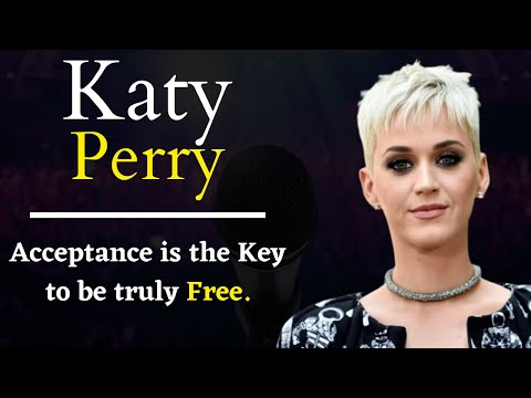 Learn English | Katy Perry | People Can Change | English Speech [English Subtitle] Archive | 2020