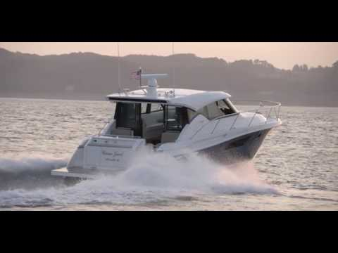 Tiara 44 Sport Coupevideo