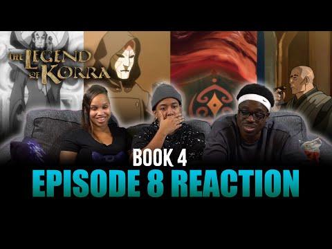 Remembrances | Legend of Korra Book 4 Ep 8 Reaction