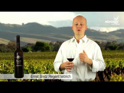 Wein Verkostung: Weingut Ernst Bretz Regent Rotwein lieblich - ebrosia Wein Shop