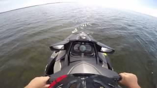 7. SEA DOO GTX 300 LTD VS RXT 300 - 10 miles race for 13 minutes #seadoogtx300 #seadoorxt300