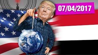 """Será que, no longo prazo, as ações de Trump se sustentarão?!SE INSCREVE AÍ NESSA BAGAÇA http://bit.ly/2dlmOXnTORNE-SE MEU PATRÃO ;-) http://www.patreon.com/CanalDoOtarioDOAÇÕES http://www.canaldootario.com.br/doacoes/Acesse o site http://CanalDoOtario.com.brLojinha do Canal do Otário http://canaldootario.com.br/store_Utilize o código: CANALDOOTARIO na primeira corrida do UBEREste código oferece uma viagem com desconto de até R$20 para novos usuários. O código é válido até 31/12/17 e é exclusivo para novos usuários.Abaixo segue um passo a passo para o uso do código.1º Baixar o Uber e/ou abrir o aplicativo http://ubr.to/2cxGDbL 2º Clicar no menu superior esquerdo (três traços do canto superior esquerdo).3º Clicar em promoções.4º Clicar em """"Adicione um código promocional"""".5º Escrever CANALDOOTARIO e clicar em aplicar.Para mais informações, fontes e links extras acesse: http://www.canaldootario.com.br/videos/eua-xerife-mundo-uber-no-senado-inflacao-controlada-e-prejuizo-da-fifa/ PROJETO DE LEI DA CÂMARA nº 28 de 2017https://www12.senado.leg.br/ecidadania/visualizacaomateria?id=128659&utm_source=midias-sociais&utm_medium=midias-sociais&utm_campaign=midias-sociaisAgradecimentos Especiais aos Patrões:Bruno BezerraDelcio JuniorAlbany PinhoRafael CostaMarcelo FerreiraAndré CastroPlínio DutraEdu CruzDaniel LacerdaFlávio AbraãoR SouzaObrigado, Patrões! O apoio financeiro ao Canal através do Patreon, está sendo fundamental para manter o Canal vivo e fazer vídeos como este!___Música e efeitos sonoros:Diego Vilas Boas"""