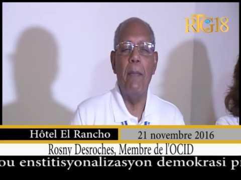 Observatoire Citoyen pour l'Institutionnalisation de la Démocratie (OCID)