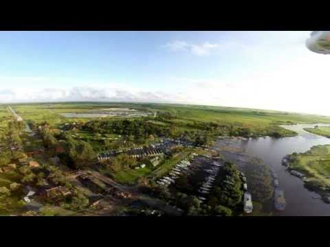 Oudega Gem Smallingerlnd Drone Video