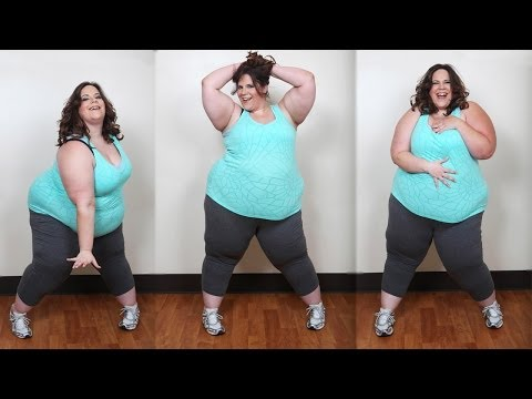 Dancer - Fat Dancer: Campaigning For Body Positivity SUBSCRIBE: http://bit.ly/Oc61Hj FAT dancer Whitney Thore has become a star - shaking her 25-stone booty in online...