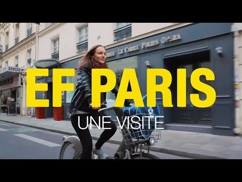 Learn French with EF International Language Campuses in Paris, France