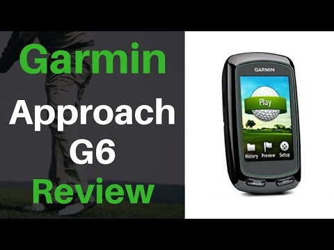 Garmin Approach G6 Golf GPS Review: Truth Revealed