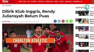 Video AMAZING !! BINTANG TIMNAS INDONESIA U-16 JADI INCARAN KLUB LIGA INGGRIS DAN LIGA JEPANG MP3, 3GP, MP4, WEBM, AVI, FLV Februari 2019