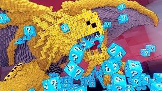 Minecraft | ULTIMATE LUCKY BLOCK MOD Showcase! (Bob Lucky Blocks&Halloween Lucky Blocks)