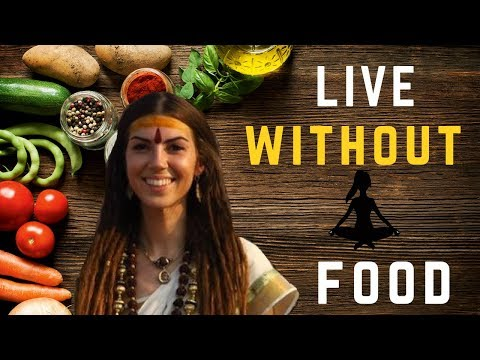 My Journey to Become SUPERHUMAN || The Yogic Technique to Live Without Food