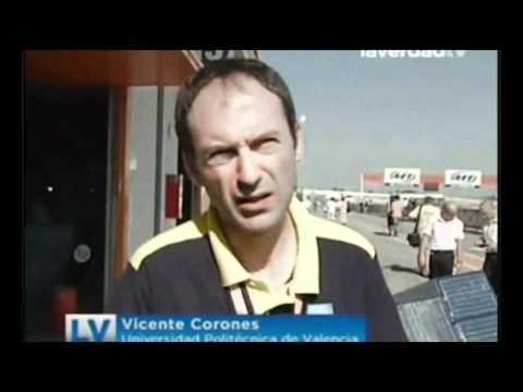 La UCAM participará en la Solar Race Región de Murcia 2010 con su modelo 'San Antonio'