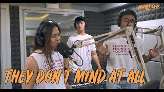LIVE: I Don't Mind (Sheryl Sheinafia, Vidi Aldiano, Jevin Julian)