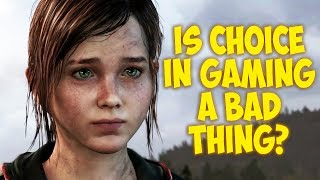 What are the downsides of giving the player choice, in this video essay I try to find out.Please Like and Subscribe for more video essays :)Alex Meyers: https://www.youtube.com/channel/UCY6Ij8zOds0WJEeqCLOnqOQMy Patreon: https://www.patreon.com/henrysharpeMassive Thankyou to my Patrons for supporting these videos:Nikki DeKeusterTheFisherman