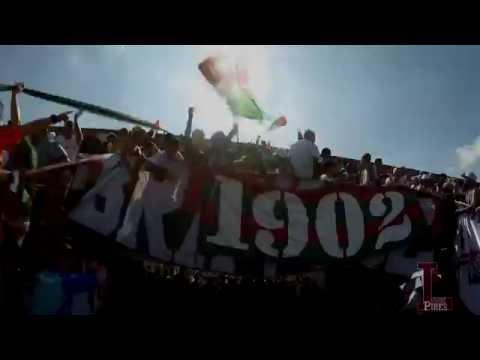 Saída Bravo 52 - Fluminense 3 x 0 Ponte Preta - O Bravo Ano de 52 - Fluminense