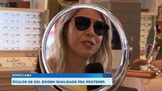 Saiba como escolher os melhores óculos de sol para se proteger no verão
