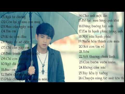 Tuyển tập những ca khúc hay nhất của Hồ Quang Hiếu 2014 - Thời lượng: 1:53:21.