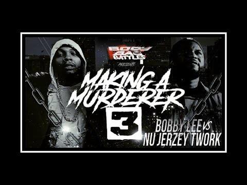 BODY BAG BATTLES: BOBBY LEE VS NU JERZEY TWORK | Rap Battle (видео)