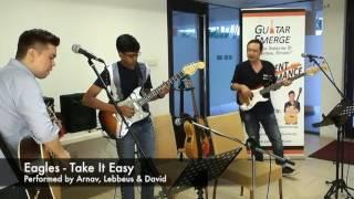 Guitar Emerge - Student Performance 26 Nov 2016 (Part 4)