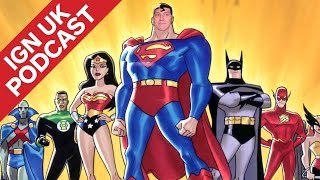 Justice League? Wow. OK. Woof - IGN UK Podcast 338 by IGN