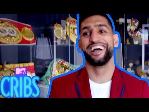EP #2: Amir Khan's Bedroom Is A Belter | MTV Cribs UK