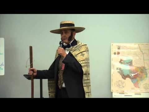 Grace Community School Texas History Presentation