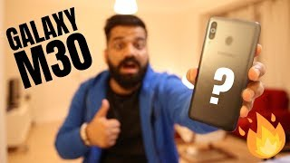 Samsung Galaxy M30 Revealed - Exclusive First Look 🔥