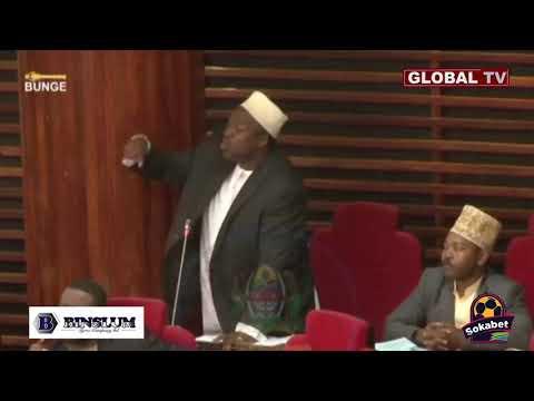 WAZIRI Mpina Alivyotolewa Povu na Bulembo Bungeni