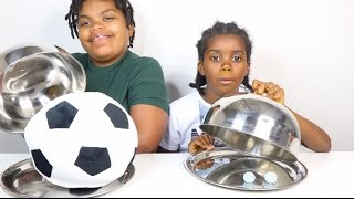 Video GUMMY FOOD VS REAL FOOD CHALLENGE - Bonbons ou Vraie Nourriture ?:#sakinafamily6 MP3, 3GP, MP4, WEBM, AVI, FLV Agustus 2017