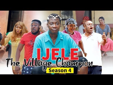 IJELE THE VILLAGE CHAMPION 4 (MERCY JOHNSON) - 2019 LATEST NIGERIAN NOLLYWOOD MOVIES