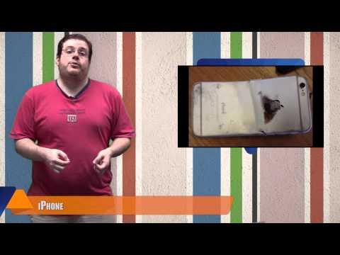 DE - http://nzn.me/a64720 iPhone 6 dobra e causa queimadura de 2º grau na perna de empresário ...