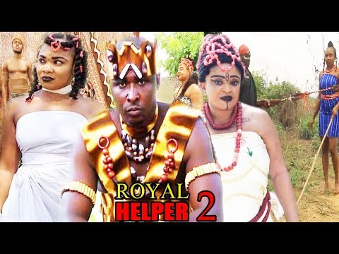 Royal Helper Season 2- Latest Nigerian Nollywood Movie.