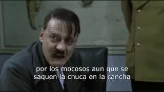 Video: La reacción de Hitler al enterarse del choque de Arturo Vidal