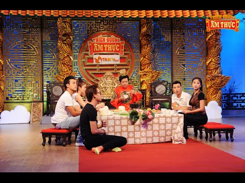 Thiên Đường Ẩm Thực Tập 6 - Full HD - (23/08/2015)