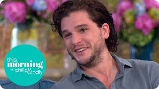 Nonton Kit Harington On Keeping Game Of Thrones Secrets   This Morning Film Subtitle Indonesia Streaming Movie Download