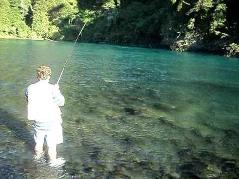 pesca con mosca petrohue