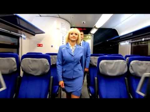 ЮЖД сняла страстный видеоролик - Центр транспортных стратегий