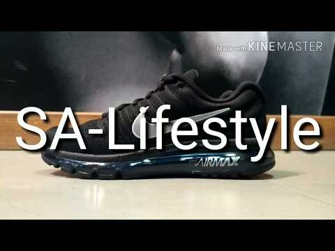 Nike Airmax 2017 |Review| Explained In Hindi
