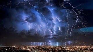 Красивая и страшная молния и гром. Лучшие вспышки молнии YouTubeFotoVideo