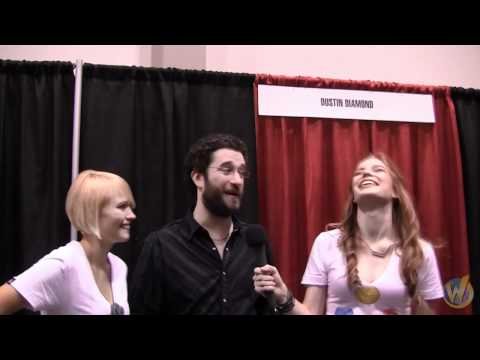 Toronto Comic Con 2011 - Meet Dustin Diamond