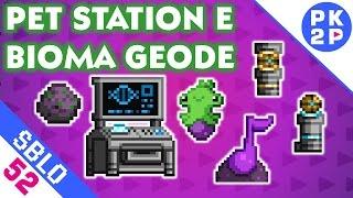Neste vídeo vamos criar a Pet station, e com ela criar o item que ira curar nossos