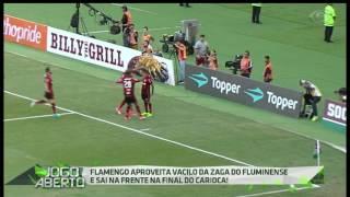 O Maracanã foi palco do primeiro Fla-Flu desta temporada, neste domingo (30), e o confronto válido pela final do Estadual...