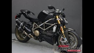 9. 2010  DUCATI  STREETFIGHTER S - National Powersports Distributors