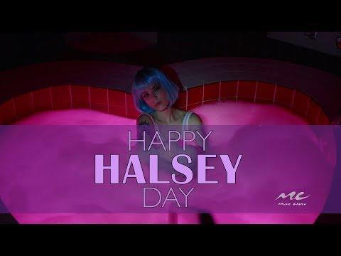 Happy Halsey Day!