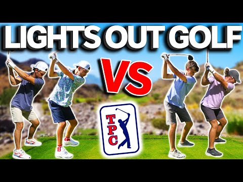 We Played A Match At The #1 Golf Course In Mexico | Matt & Stephen VS. Micah & Garrett