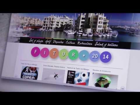 Andalucía online en Fitur
