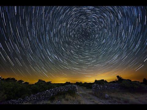 Zvjezdano nebo u Hrvatskoj